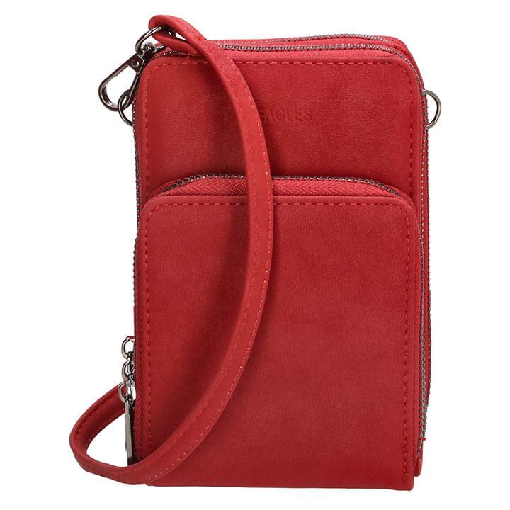 Beagles Phone Bag Telefoontasje Marbella Rood