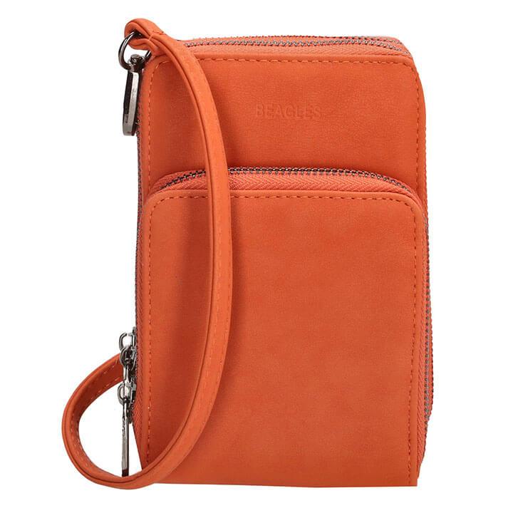 Beagles Phone Bag Telefoontasje Marbella Brique