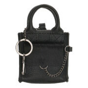 Micmacbags Mini Bag Key Ring Mendoza Zwart