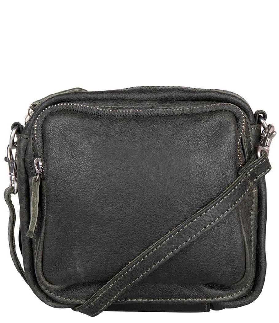Cowboysbag Crossbody Schoudertas Bag Staffin Dark Green
