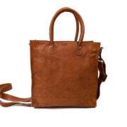 Bear Design Handtas / Schoudertas Bonnie Cognac