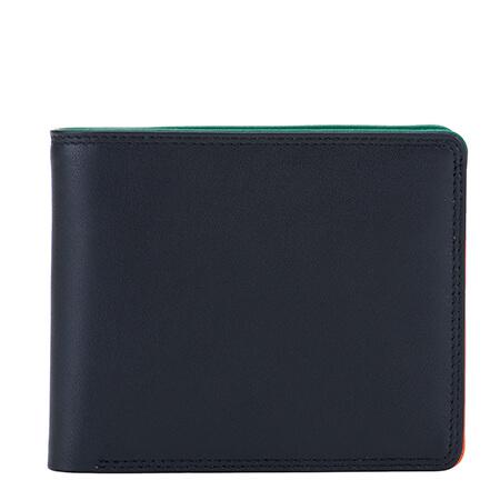 Mywalit RFID Billfold Wallet with Coin Pocket Nappa Burano