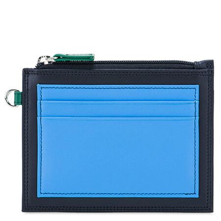 Mywalit Pasjeshouder CC Holder With Zip Pocket Nappa Burano