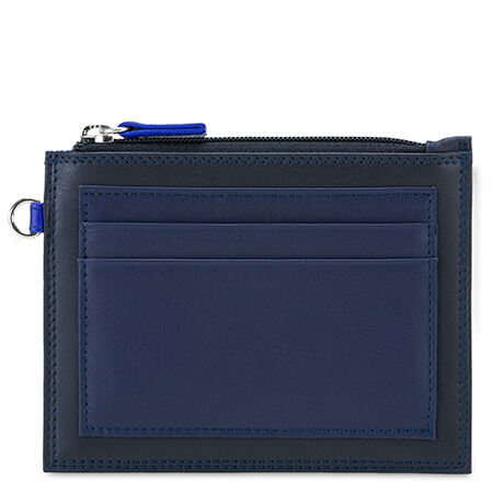 Mywalit Pasjeshouder CC Holder With Zip Pocket Nappa Notte