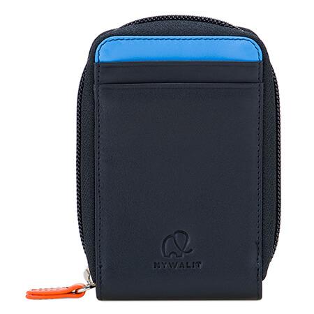 Mywalit RFID Zipped CC Holder Burano