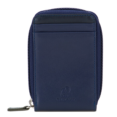 Mywalit RFID Zipped CC Holder Notte