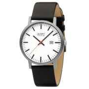 Olympic Horloge Austin Zwart   40mm