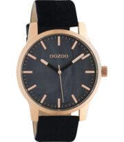 OOZOO Timepieces Horloge Zwart | C10729