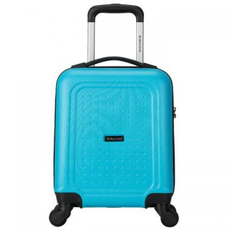 Decent_Trolley_Maxi_Air_ABS_RK-7229A kleur blauw voorkant