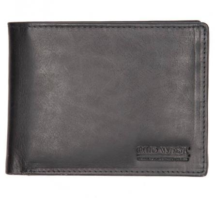 Old_West_Portemonnee_Billfold_16852_Zwart