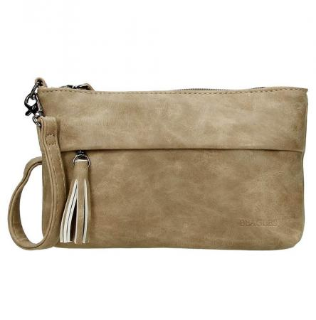 Beagles_Schoudertasje_Clutch_16806_Taupe