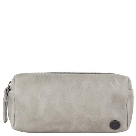 Ella Make up Bag col. Iced Grey frontside