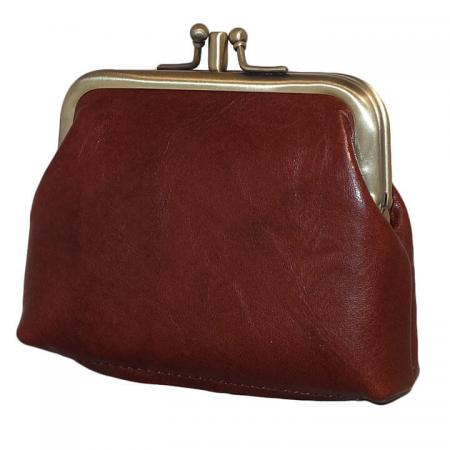 Leather_Design_Beursje_IS_2117_Bruin