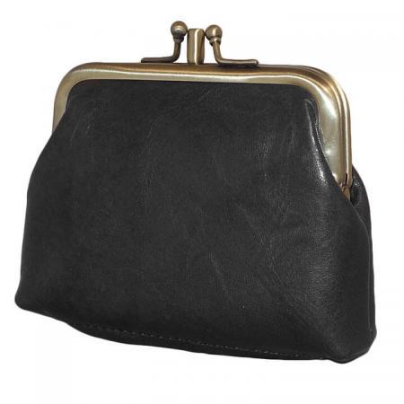 Leather_Design_Beursje_IS_2117_Zwart