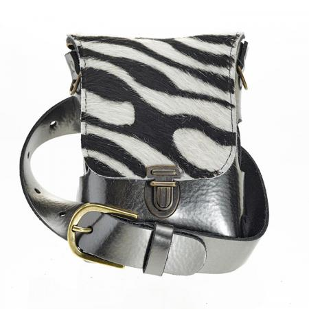 Elvy_Heuptas_Schoudertasje_LadyBelt_LMB-Zebra (1)