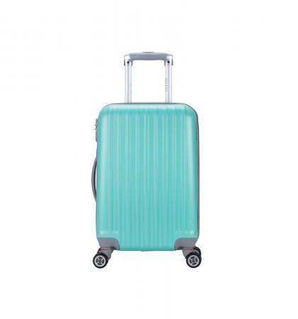 Decent_Tranporto_Handbagage_Koffer_Mint_Groen