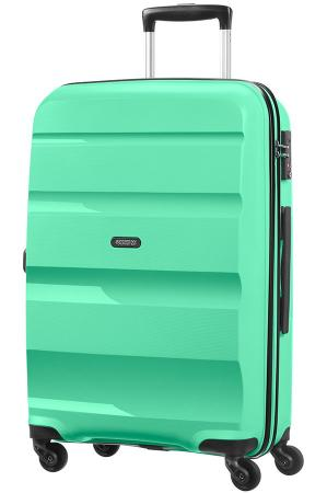American_Tourister_Bon_Air_Spinner_Strict_M_Mint_Green