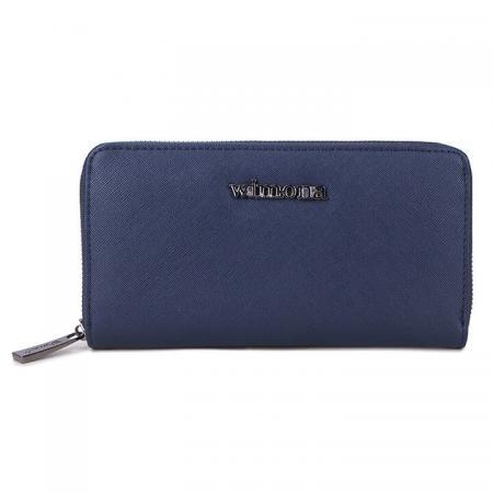 Wimona_Kyara_3009 portemonnee kleur donkerblauw (3)