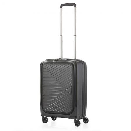 CarryOn_Mobile_Worker_Handbagage_Koffer_55_Zwart