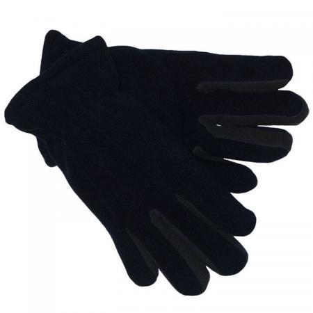 Dubbel_Fleece_Handschoenen_Blauw_Grijs