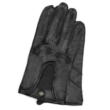 Laimbock_Autohandschoenen_Heren_Handschoenen_Manly_Zwart_2