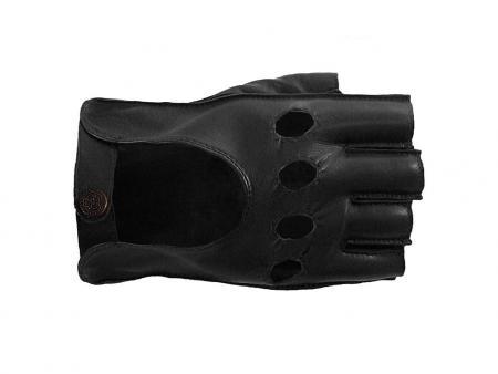 Laimböck Dames Handschoenen Whitsunday Zwart Maat 8 17301-9530