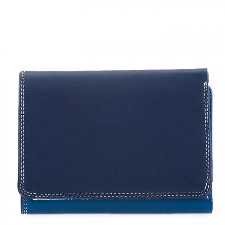 Mywalit_Portemonnee_Small_Tri-fold_Wallet_Denim