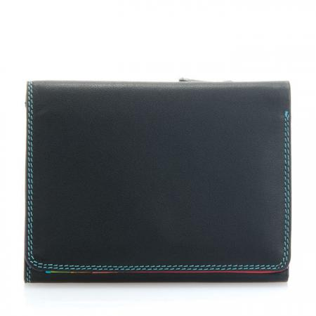 Mywalit_Portemonnee_Small_Tri-fold_Wallet_Black_Pace