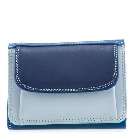 Mywalit_Portemonnee_Mini_Tri-fold_Wallet_Denim