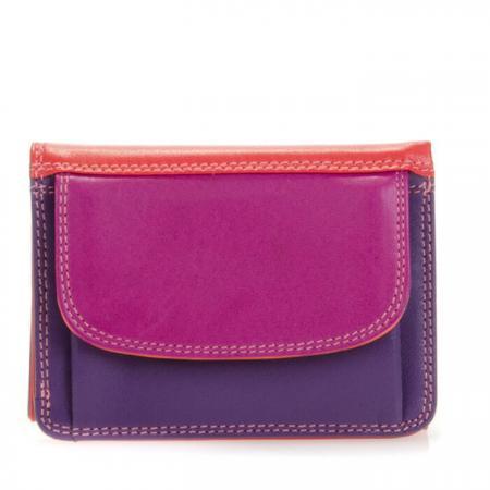 Mywalit_Portemonnee_Mini_Tri-fold_Wallet_Sangria