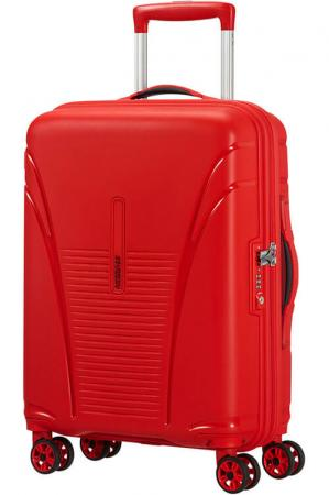American_Tourister_Skytracer_Spinner_55_Formula_Red