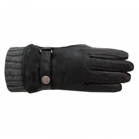 Laimbock_Heren_Handschoenen_Fremont_Zwart