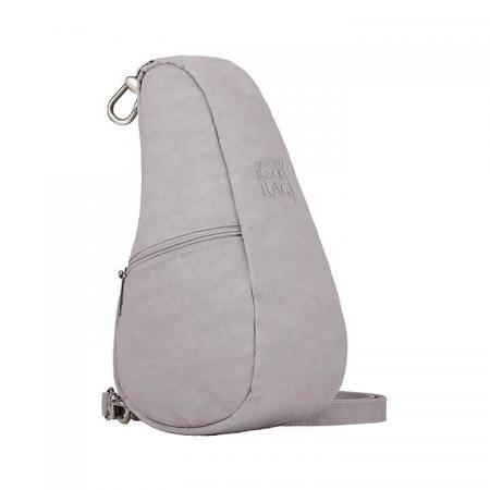 Healthy_Back_Bag_Textured_Nylon_Baglett_6100_Grey_Fox