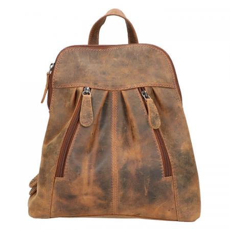Leather_Design_Rugzak_UR 659_Hunter_Bruin (1)