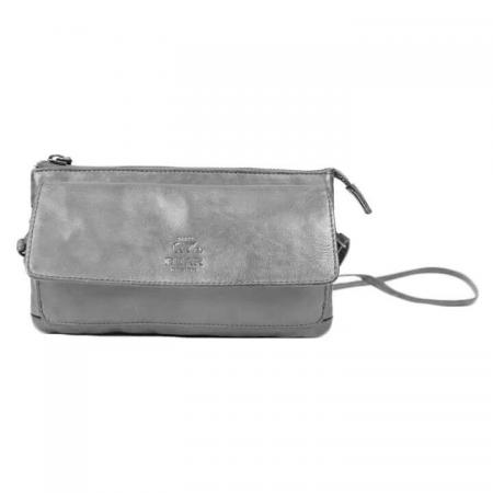 Bear_Design_Clutch_Schoudertasje_CL-15567_Steel