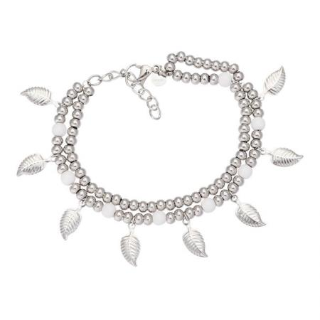 iXXXi_Armband_Dazzling_Leaves_Zilver