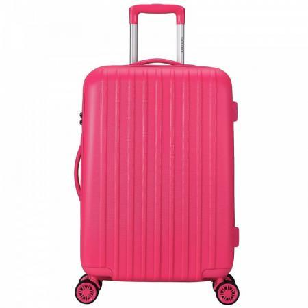 decent-tranporto-one-koffer-66cm-pink