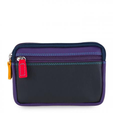 Mywalit_Sleuteletui_Small_Leather_Double_Zip_Purse_1265_Black_Pace