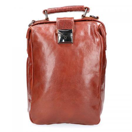 Leather_Design_Rugzak_Schoudertas_Dokterstas_IS 501 COGNAC (1)