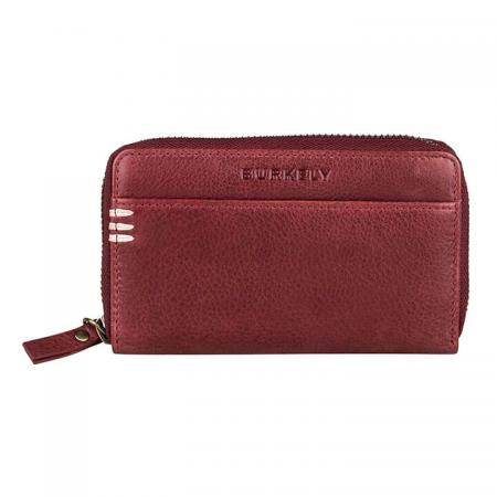 Burkely_Portemonnee_Crafty_Caily_Wallet_M_880747_Rusty_Rood (1)