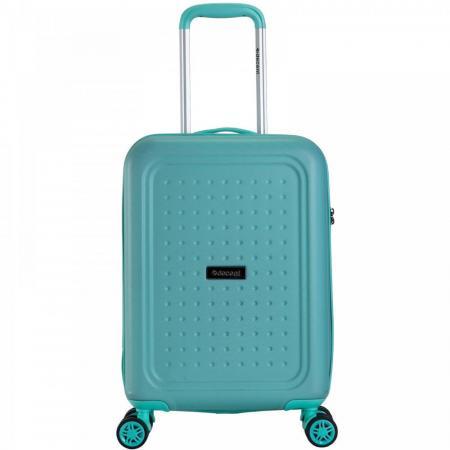 decent-maxi-air-handbagage-koffer-55cm-mintgroen