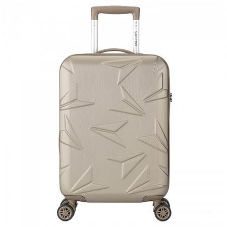 decent-q-luxx-handbagage-koffer-55cm-champagne