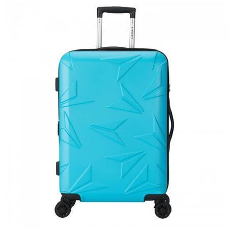 decent-q-luxx-koffer-67cm-expandable-blauw