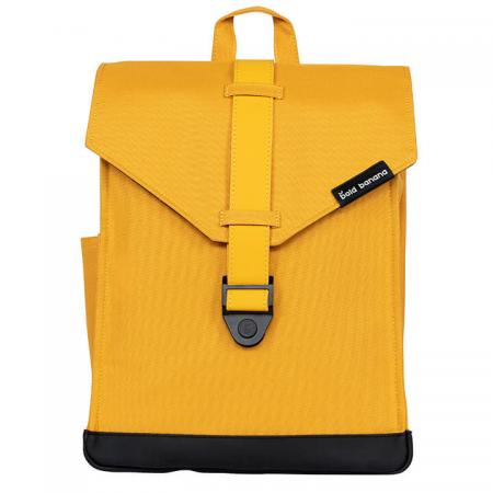 Bold Banana Original Backpack Rugzak 15.6'' Yeller Yellow