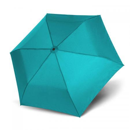 Doppler_Paraplu_Zero_99_7106301_zero99_aqua-blue_geschlossen (2)