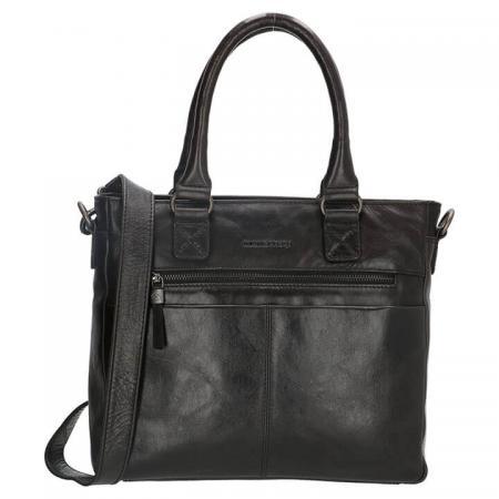 Cowboysbag_Shopper_Porto_18057-001 ZWART-MMB_2D_0001 (1)