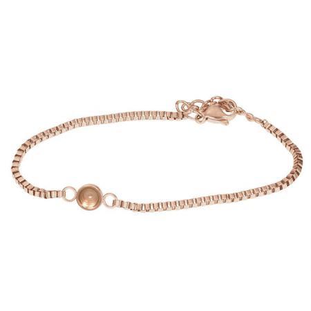 armband box chain top part