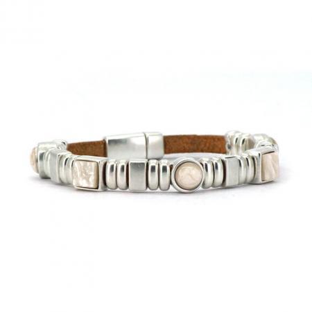 armband-jeannette-naturel-crème