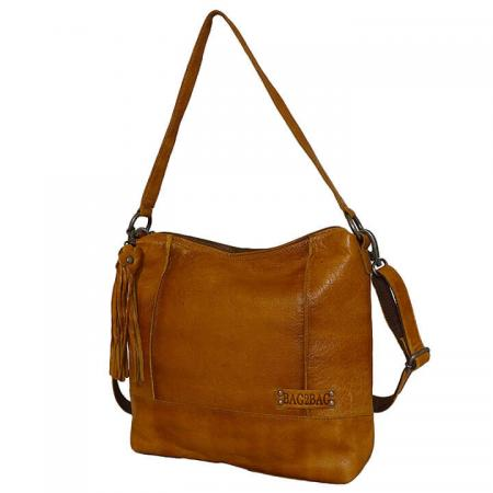 Bag2bag_Schoudertas_Handtas_B2B-363_Tobin_Cognac