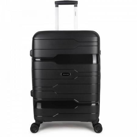 decent-one-city-4-wiel-koffer-67cm-zwart
